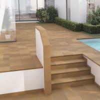 Плитка Gresan Natural Base 33х33 см, 0.76 м2 клинкер цвет коричневый
