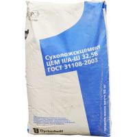 Цемент Dyckerhoff М400 ЦЕМ II/А-Ш 32.5 Б 50 кг