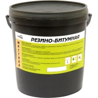 Мастика резинобитумная, 10 кг