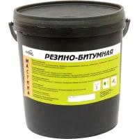 Мастика резинобитумная, 5 кг