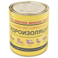 Мастика полиуретановая Alchimica Гипердесмо Классик, 1 кг, цвет белый
