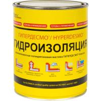 Мастика полиуретановая Alchimica Гипердесмо Классик, 1 кг, цвет серый