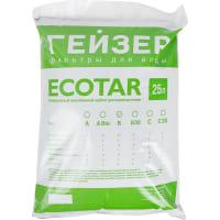 Засыпка Ecotar B для Гейзер AquaChief