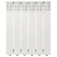 Радиатор Monlan 500/80, 6 секций, алюминий