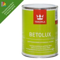 Эмаль для колеровки для пола Betolux прозрачная база С 0.9 л