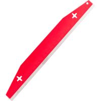 Линейка для подрезания обоев, сталь/пластик, 60см