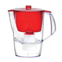 Фильтр-кувшин для очистки воды Барьер Лайт 3.6 л, цвет красный