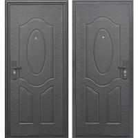 Дверь входная металлическая Е40М, 860 мм, правая