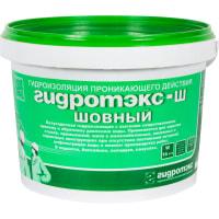 Гидроизоляция проникающая шовная Гидротэкс-Ш, 4 кг