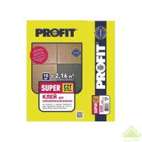 Клей Profit Супер тип С, 10 кг