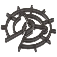 Фиксатор для арматуры «Кольцо», 60х6 мм, пластмасса, 20 шт.