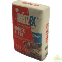 Смесь монтажно-кладочная Brozex М150, 25 кг