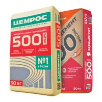Портландцемент Евроцемент М500 ЦЕМ II/А-Ш 42.5 Н 50 кг