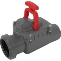 Обратный клапан Ø50 мм полипропилен