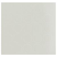 Заглушка самоклеящаяся 14 мм меламин цвет белая, 25 шт.