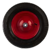 Колесо для тачки пневматическое WB6418M. D395 мм.