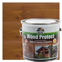 Антисептик Wood Protect цвет орех 2.5 л