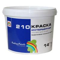 Краска ВДАК Радуга 210 14 кг цвет белый