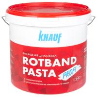 Шпаклёвка виниловая суперфинишная Knauf Ротбанд Паста 18 кг