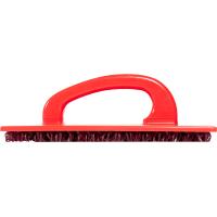 Щетка пластиковая для декора Pqtools, 235х135 мм