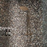 Мозаика Artens, 30х30 см, стекло, цвет коричневый