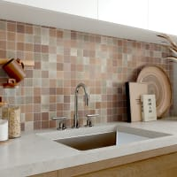 Мозаика Artens, 30х30 см, керамика, цвет бежевый