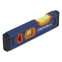 Уровень Dexell 200 мм с двумя глазками