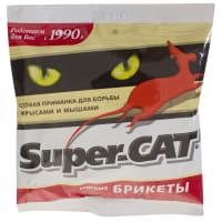 Средство для садовых растений от крыс и мышей Super Cat 100 г