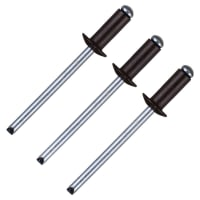 Заклёпка Matrix RAL8017 4х10 мм цвет тёмно-коричневый 50 шт.