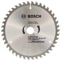 Диск пильный универсальный 160x20/16 мм Bosch ECO Alu/Multi 2608644388, 42 Т