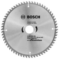 Диск пильный универсальный 210x30 мм Bosch ECO Alu/Multi 2608644391, 64 Т