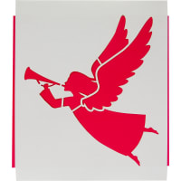 Трафарет самоклеящийся «Ангел» 25х30 см