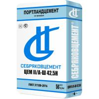 Цемент Себряковцемент М500 ЦЕМ II/А-Ш 42.5 Н 50 кг