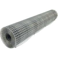 Сетка сварная оцинкованная 50х50х1.6 мм, 1.5х15 м