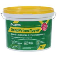 Грунт Glims DeepPrimeГрунт, 10 л