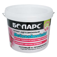 Грунт Боларс Бетонконтакт, 6 кг