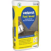 Наливной пол Weber Vetonit Fast Level 20 кг