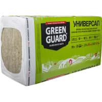 Утеплитель Технониколь GreenGuard Универал 50 мм 8 плит 600х1200 мм 5.76 м²