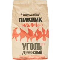 Уголь древесный «Пикник» 2,5 кг.