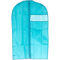Чехол для одежды Spaceo 60х90 см цвет голубой