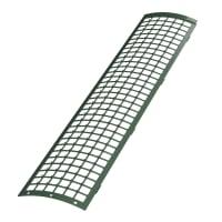 Сетка для защиты желоба 0.61 м цвет зелёный