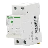 Выключатель автоматический Schneider Electric Resi9 2 полюса 25 A