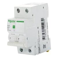 Выключатель автоматический Schneider Electric Resi9 2 полюса 50 A