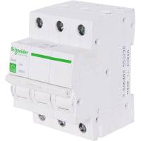 Выключатель автоматический Schneider Electric Resi9 3 полюса 40 A