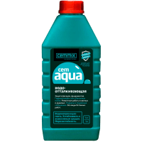 Добавка водоотталкивающая Cemmix CemAqua, 1 л