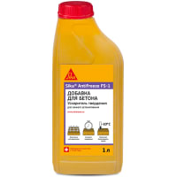 Добавка морозостойкая Sika Antifreeze FS-1, 1 л
