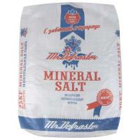 Противогололедный реагент Минеральная соль, 25 кг