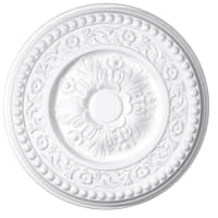 Розетка потолочная инжекционная 38 см C310/38 полистирол