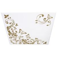 Плитка потолочная экструдированный полистирол золото Формат Гармония 50 x 50 см 2 м²
