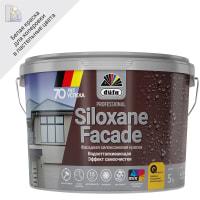 Краска для фасадов Dufa Siloxane база1 5 л